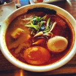 Spicy Curry Ramen Cocos