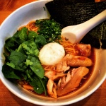 Miso Ramen Spicy